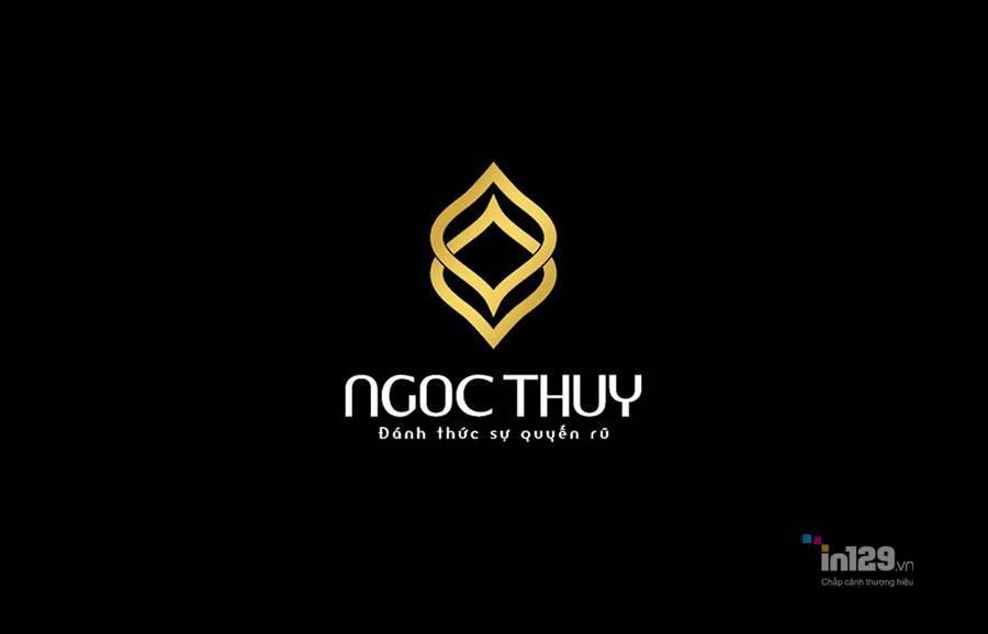 thiết kế logo Ngọc Thủy