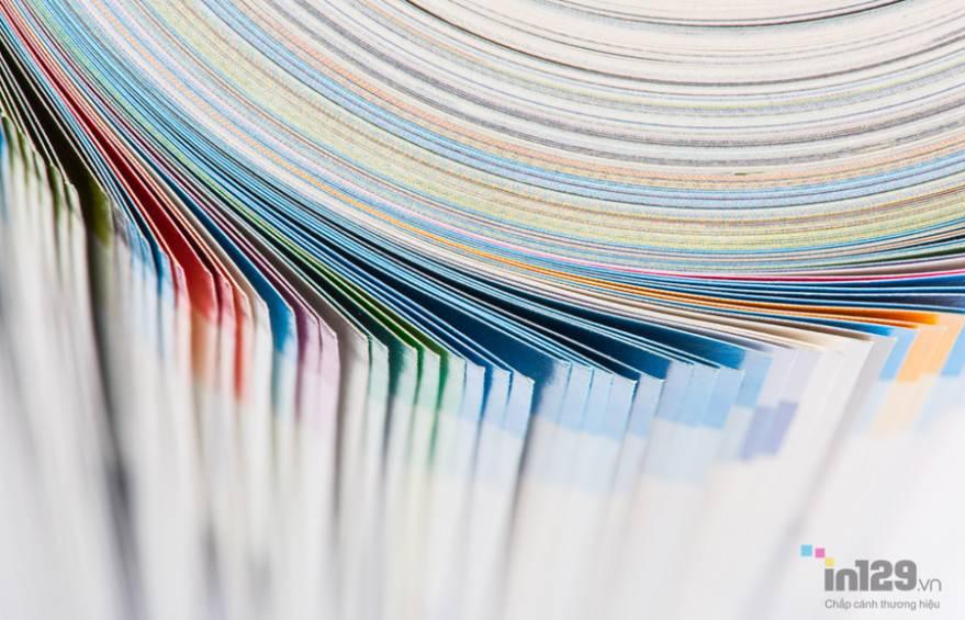 các loại giấy in trên thị trường