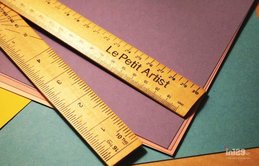 Kích thước tiêu chuẩn in ấn các loại ấn phẩm