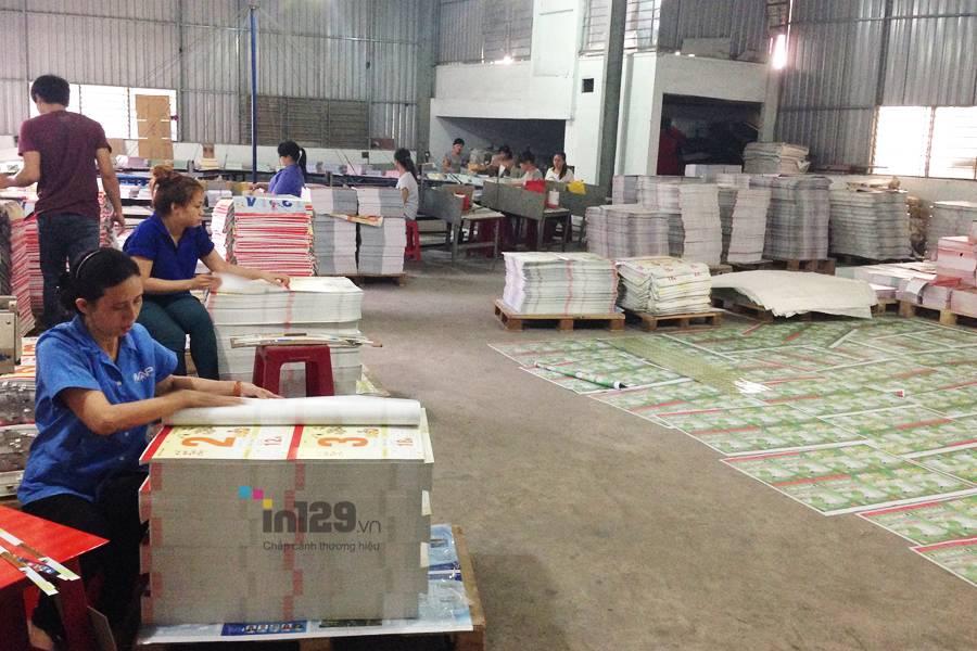 công ty in ấn tại Hà Nội