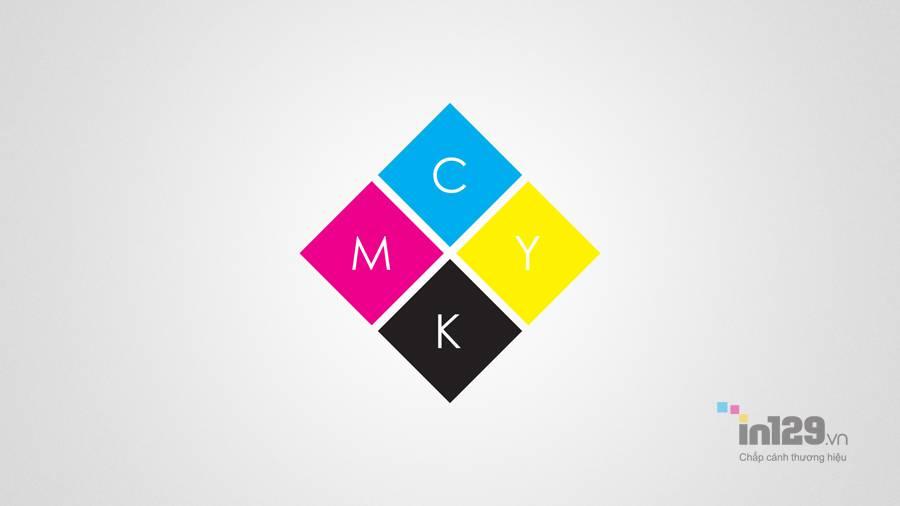 CMYK đóng vai trò quan trọng trong in ấn