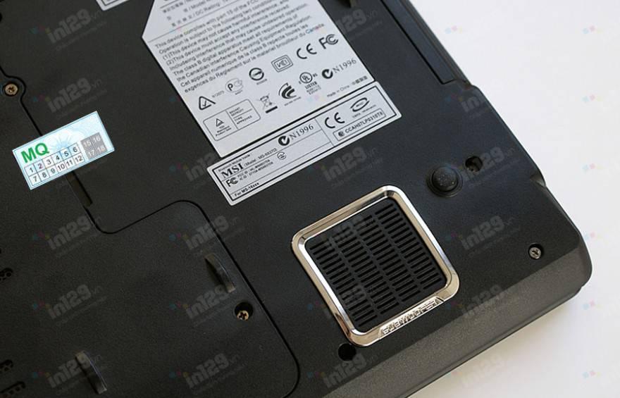 in tem bảo hành laptop