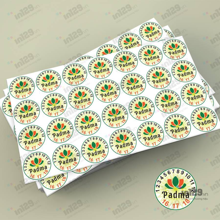 mẫu tem bảo hành điện thoại