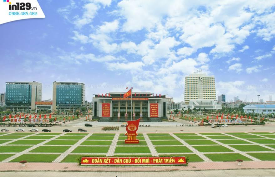 in tem bảo hành tại Bắc Giang