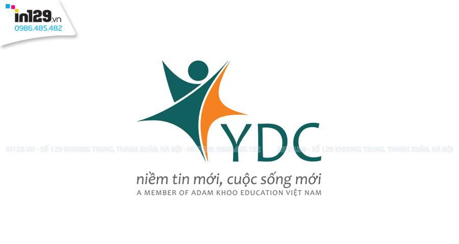 Logo công ty YDC