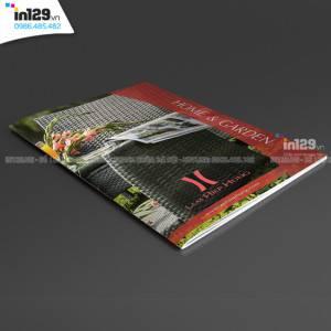 Mẫu catalogue đẹp của Công ty Lâm Hiệp Hưng