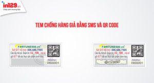 Công nghệ in tem chống hàng giả cho sản phẩm là gì?