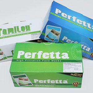 In vỏ hộp khẩu trang Perfetta