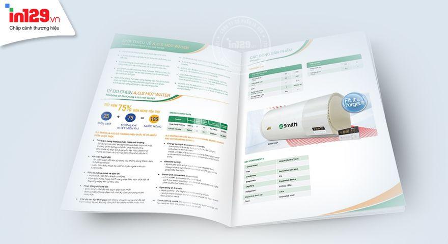Catalogue giới thiệu máy lọc nước AO Smith