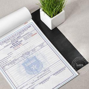 Mẫu hóa đơn Công ty bảo vệ an ninh chuyên nghiệp