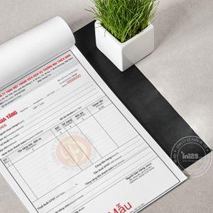 Mẫu hóa đơn công ty Thiên Định