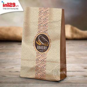 In túi giấy kraft đựng bánh Phương Đông