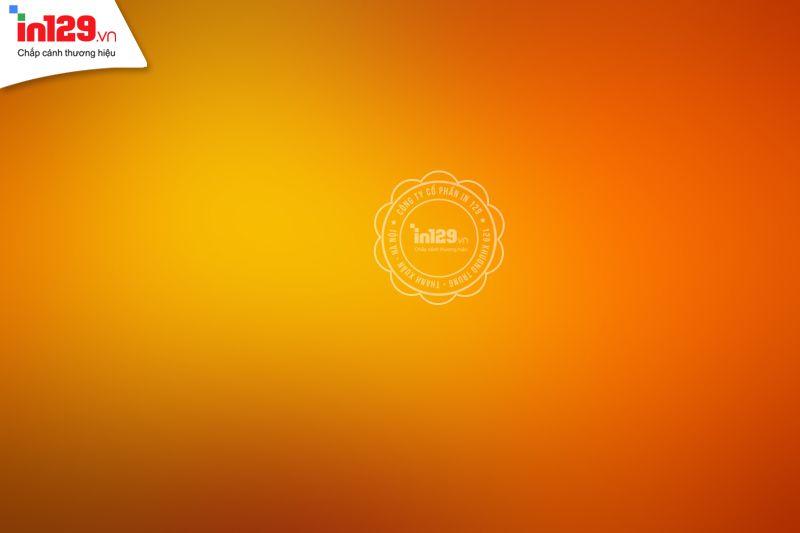 Hình nền đẹp màu cam