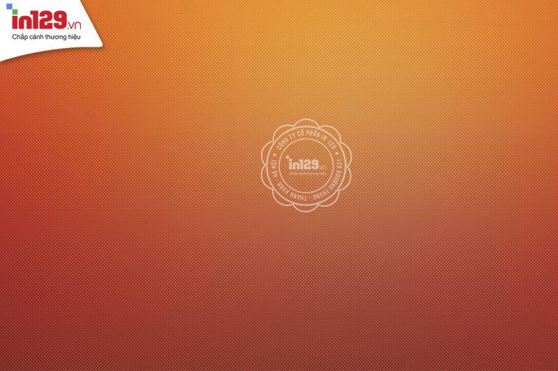 Hình ảnh background màu cam đậm phối họa tiết caro