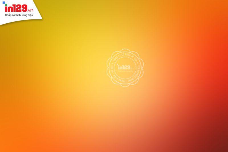 Background màu cam đẹp