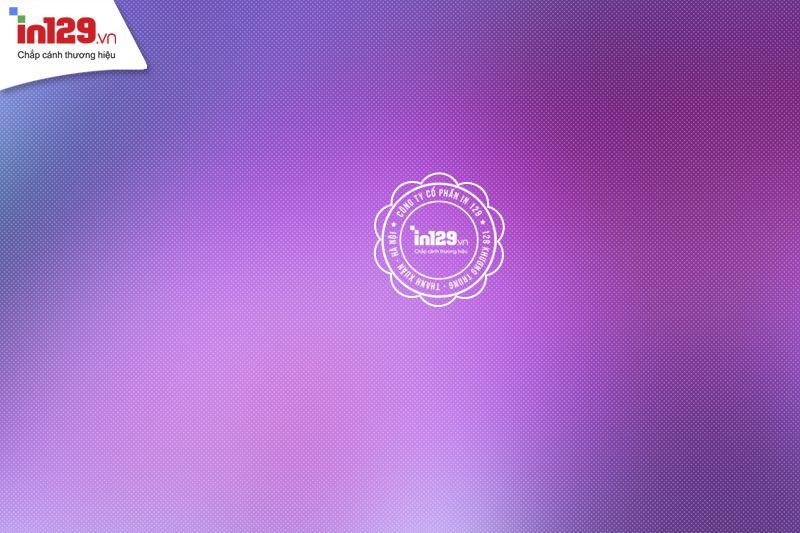 Hình nền màu tím đơn giản họa tiết caro
