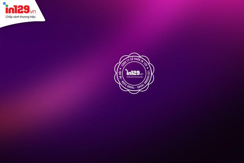 Background đơn giản màu tím đậm