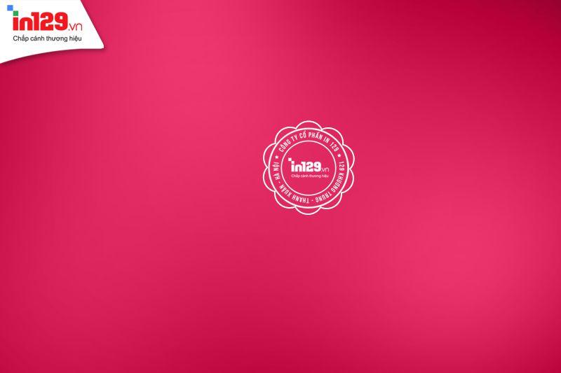 Phông nền màu hồng chuyên nghiệp
