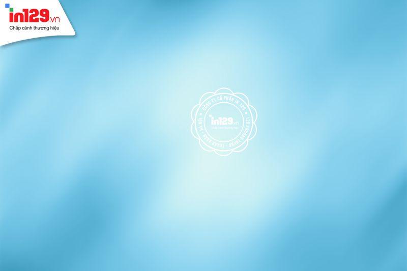 Hình background blur ảnh màu xanh dương