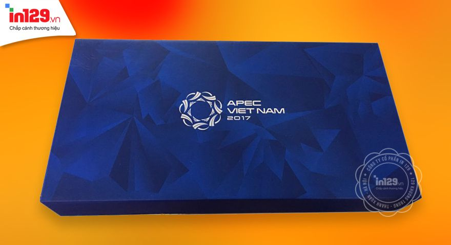 Tự hào là đơn vị làm hộp cứng cho APEC 2017