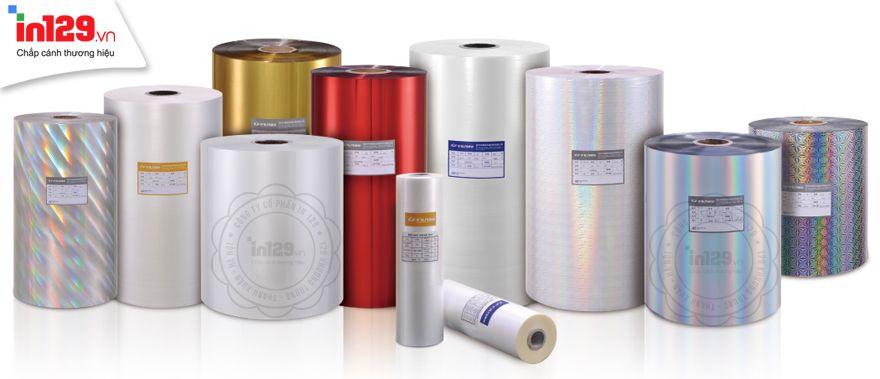 Các loại màng Metalize đang phổ biến tại thị trường